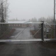 Finpig Karjuaseman portti